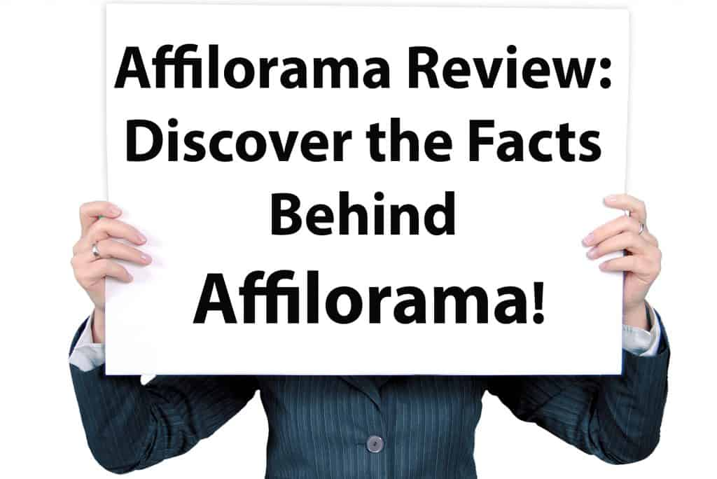 Affilorama Review 2019 - Discover the Facts Behind Affilorama Program