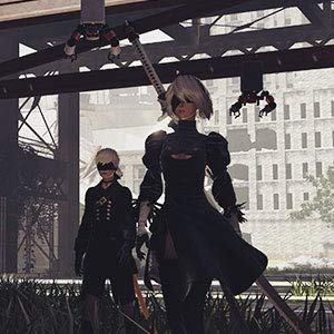 Nier Automata Xbox One, Become As Gods Edition Game