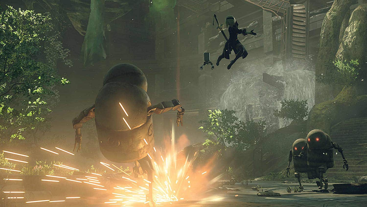 Nier Automata Review: is Nier Automata Game worth it