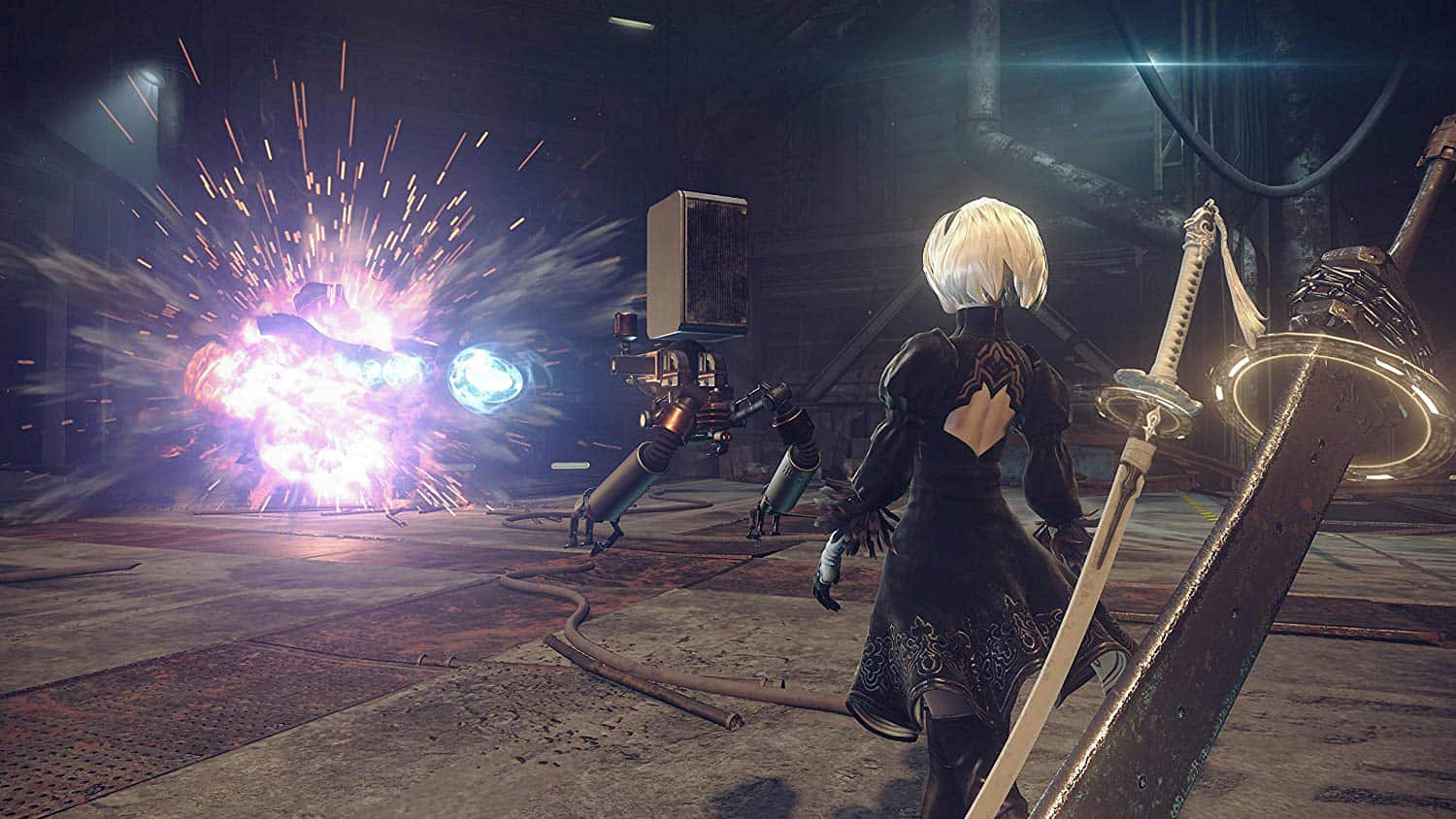 Nier Automata Review: is Nier Automata Game worth Buying?