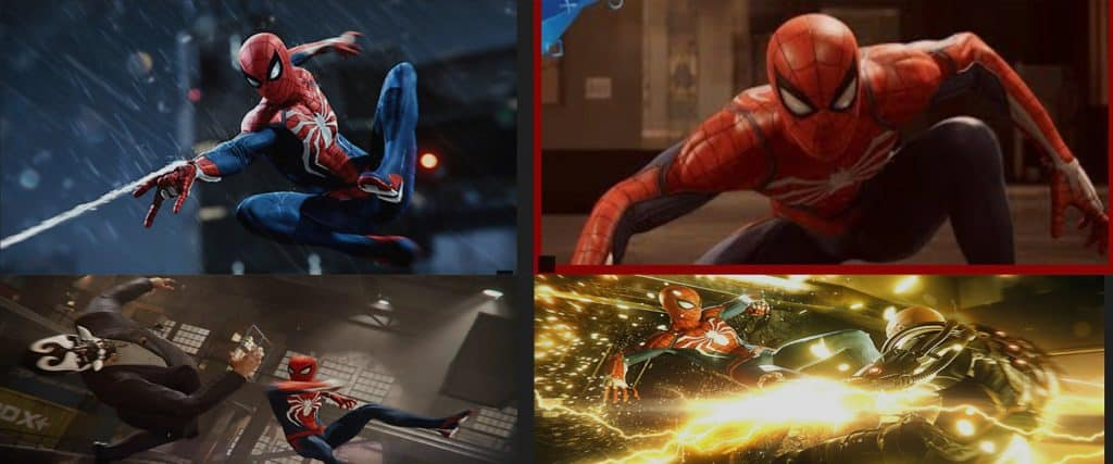 Spiderman Game PS4 Release Date