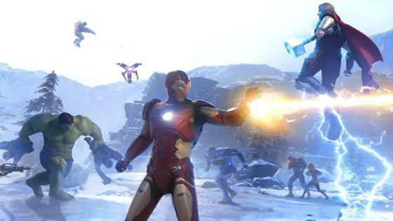 Marvel's Avengers Video Game Review